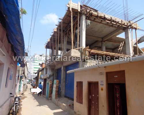 Attakulangara commercial building for sale at Attakulangara properties kerala