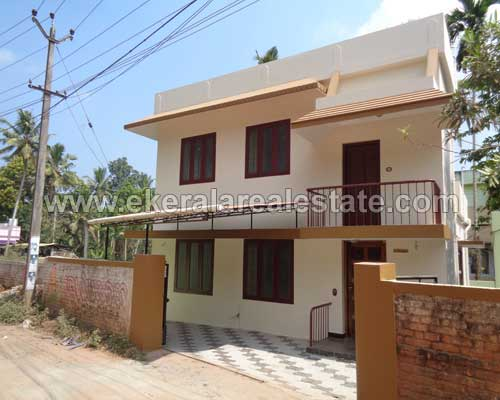1200 sq.ft. 3 Bedroom house for sale Nettayam trivandrum kerala real estate