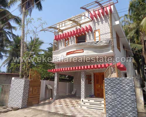 kerala real estate Attukal Manacaud new house sale in Attukal Manacaud trivandrum