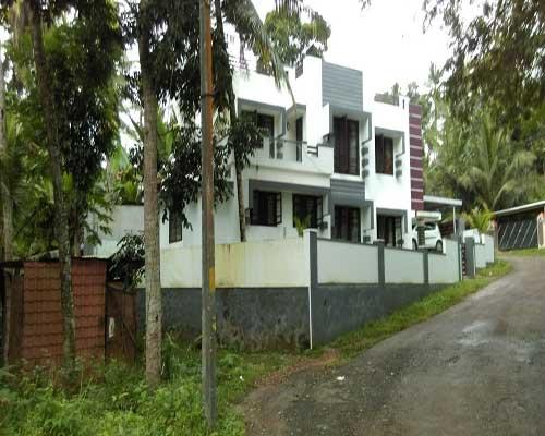 kerala real estate Enikkara 3 bedroom house sale in Enikkara trivandrum kerala