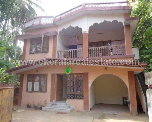 kerala real estate Chackai house sale in Chackai trivandrum kerala
