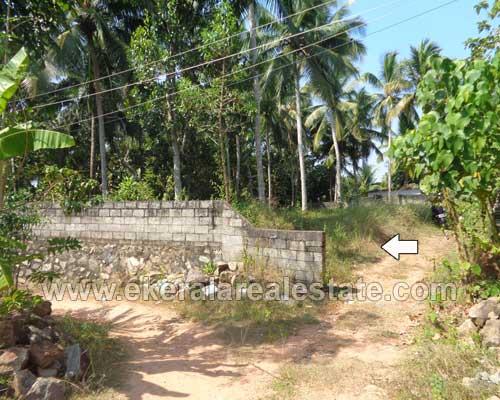property sale in Thiruvallam Thiruvananthapuram Thiruvallam 8 cent residential land sale