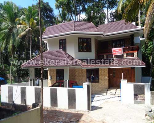 thiruvananthapuram kerala real estate 4 bedroom new house for sale at Thachottukavu Peyad