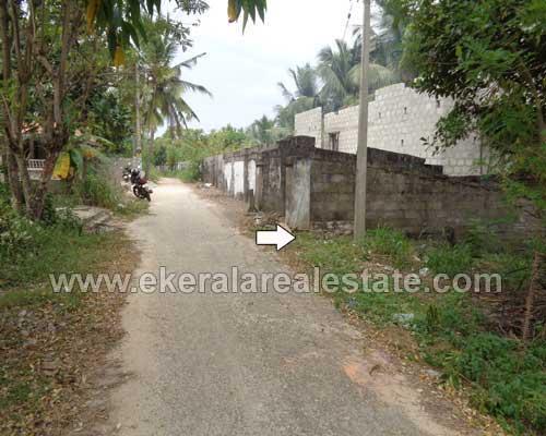 Menamkulam Kazhakuttom 25 cent land plots in for sale at Menamkulam Kazhakuttom properties trivandrum