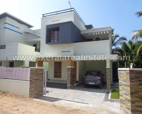 thiruvananthapuram kerala real estate 1700 sq.ft. house for sale at Kazhakuttom Menamkulam