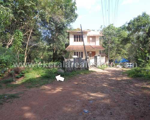 Vattappara 48 cent tar road residential land plots for sale Vattappara properties trivandrum kerala