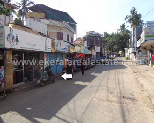 Kerala real estate commercial building and shop for sale in Statue trivandrum