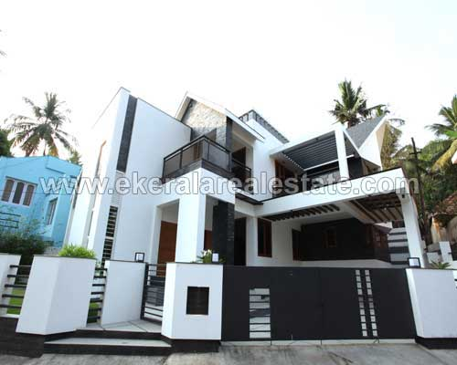 3500 Sq.ft. 4 Bedroom house for sale Ambalamukku thiruvananthapuram kerala real estate