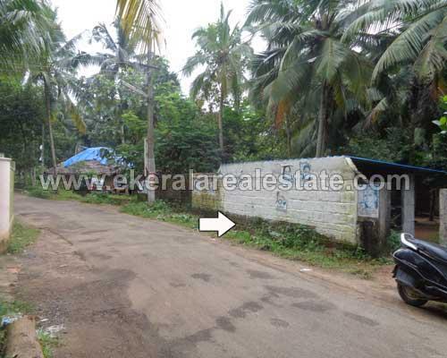 tar road Frontage plot for sale at Pravachambalam thiruvananthapuram kerala real estate