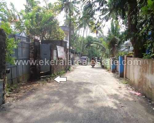 residential house plot and old house for sale at Vattiyoorkavu thiruvananthapuram kerala real estate