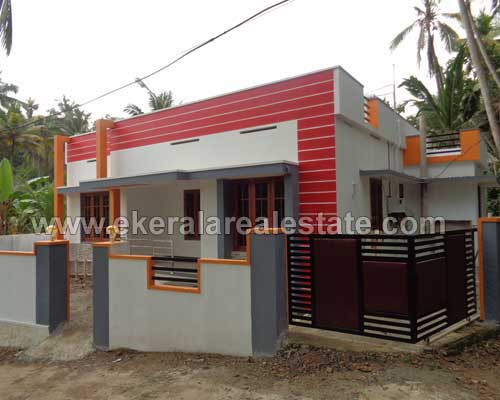 trivandrum kerala real estate 3 bhk 1100 Sq.ft. Single Storied House for sale at Peyad