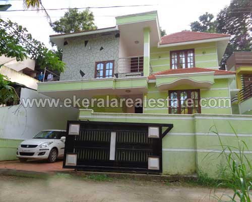 trivandrum kerala real estate  2400 Sq.ft. 4 bedroom house for sale at Sreekaryam