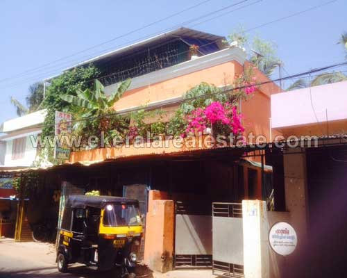 trivandrum kerala real estate 1700 Sq.ft. house and 3 Shops for sale at Vettucaudtrivandrum kerala real estate 1700 Sq.ft. house and 3 Shops for sale at Vettucaud