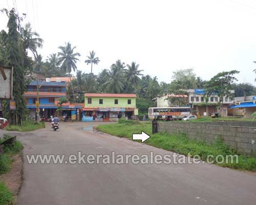 Vellanad real estate properties Vellanad 6 cent Commercial land plots sale