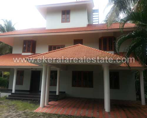 two storied house villas sale in Kariavattom Kazhakuttom Trivandrum Kariavattom Kazhakuttom