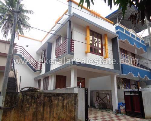 brand new two storied house villas sale in Killipalam Trivandrum Killipalam