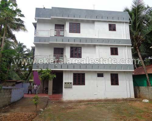 kerala real estate Technopark 4 Cents, 2300 Sq.ft. apartment sale Technopark