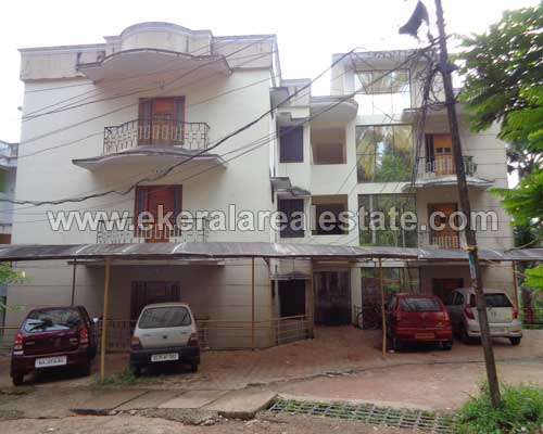 Chenkottukonam real estate trivandrum Chenkottukonam Sreekaryam 1350 sq.ft. flat for sale
