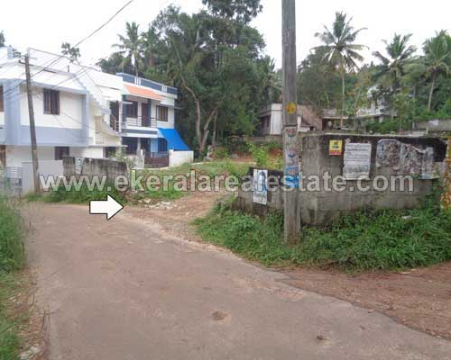 trivandrum Vayalikada residential land 5 cent for sale kerala real estate properties Vayalikada
