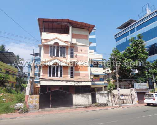 Pattom real estate trivandrum Pattom Murinjapalam commercial building for sale