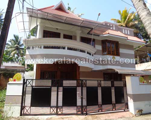 kerala real estate Peroorkada 2450 sq.ft. 4 bedroom new house sale Peroorkada