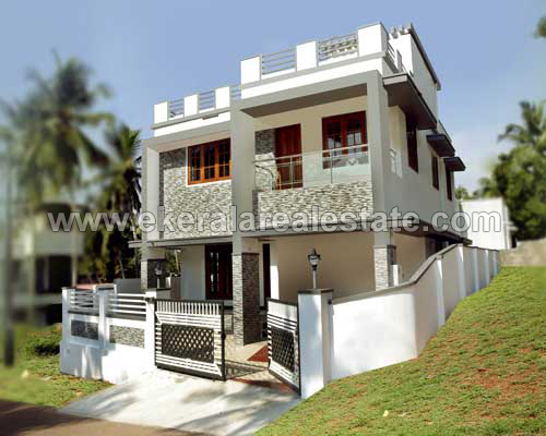 kerala real estate Technopark 4 bedroom ​Independent new house for sale in Technopark