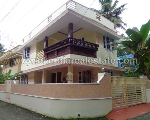 kerala real estate Puliyarakonam double Storied house for sale in Puliyarakonam Below 70 Lakhs
