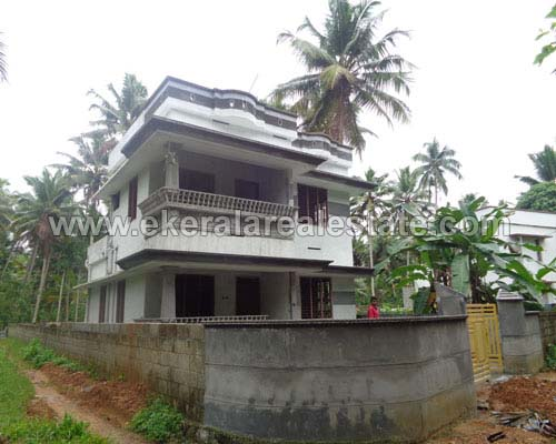 kerala real estate Malayinkeezhu newly built double Storied house for sale in Malayinkeezhu