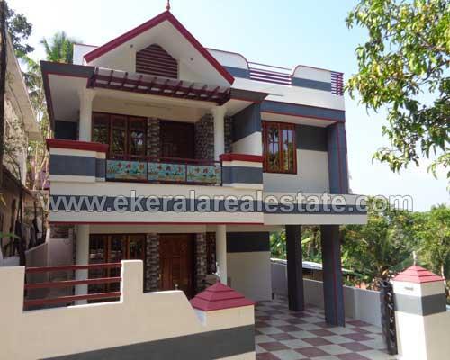House for sale in Chittazha trivandrum properties in Chittazha Mannanthala real estate