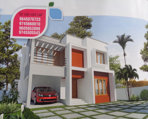 villa for sale in Mannanthala trivandrum properties in Mannanthala real estate