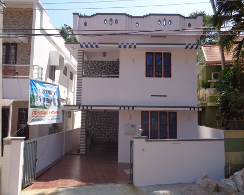 villa for sale in Ulloor Akkulam trivandrum properties in Ulloor Akkulam real estatec