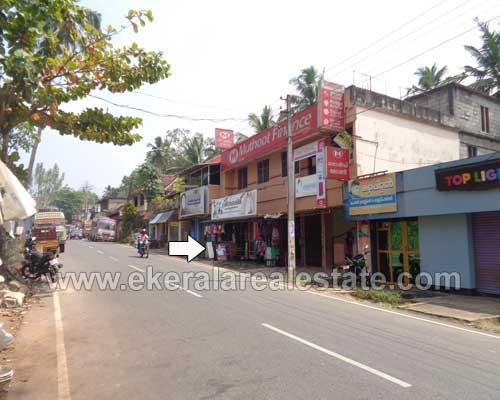 thiruvananthapuram kerala real estate Kattakada House with Shops for sale