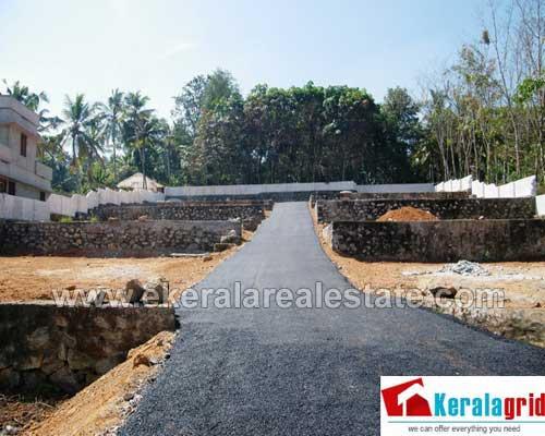 Chenkottukonam thiruvananthapuram Residential land plot for sale kerala real estate