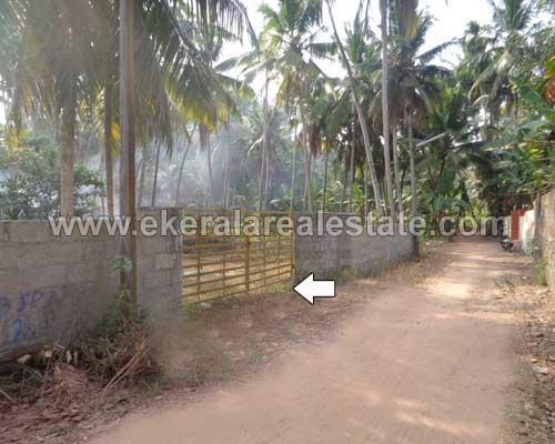 thiruvananthapuram kerala real estate Kazhakuttom Technopark land plot for sale