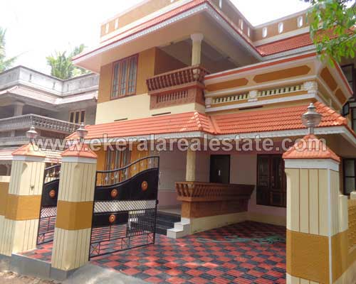 trivandrum kerala real estate Brand New 3 BHK House for sale at Puliyarakonam ]