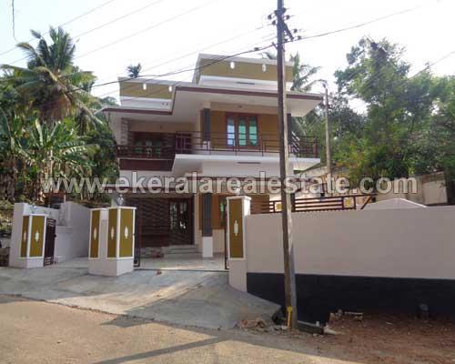 trivandrum kerala real estate Newly Built House for sale at Vattiyoorkavu Kodunganoor