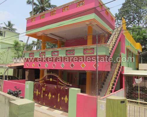 Karamana Sathya Nagar New house for sale Trivandrum properties Kerala real estate