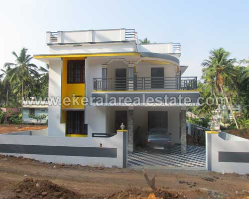 Vattiyoorkavu Nettayam New House villas at Vattiyoorkavu Properties Trivandrum Kerala