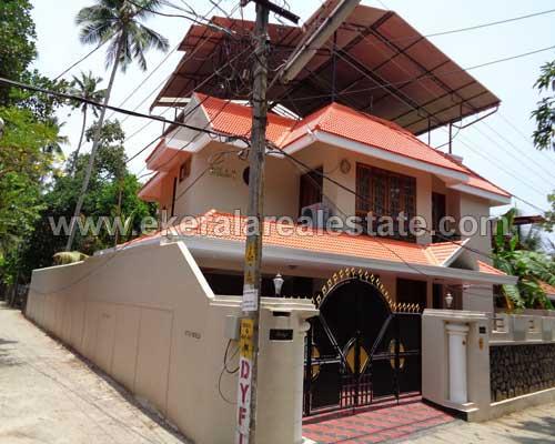 Residential House Villas at Pettah Chackai Real estate Properties Kerala