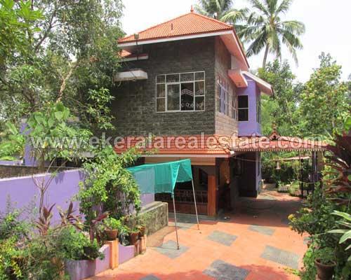 Residential used House Villas at Chaluvila Varkala Real estate Properties Kerala