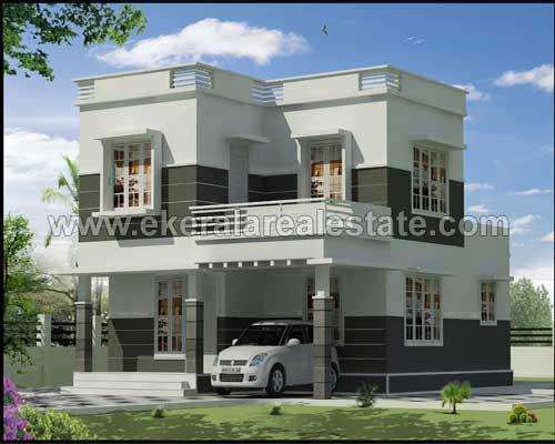 Independent Brand New villas at Chanthavila kazhakuttom Real estate Properties Kerala