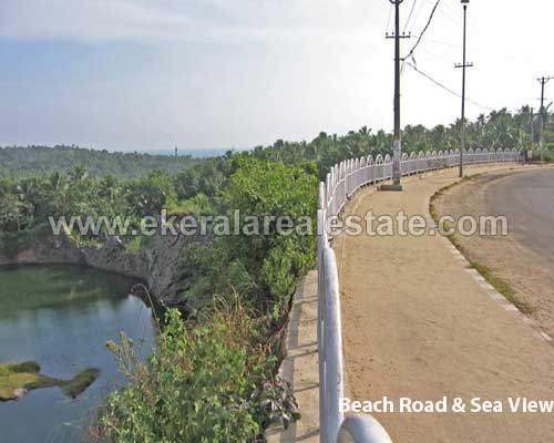 Sea view property at Kovalam Vizhinjam Real estate Properties Kerala