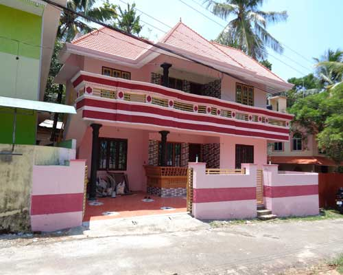 Independent House Villas at Ariyottukonam Peyad Real estate Properties Kerala