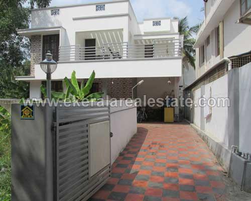 Trivandrum Karumam near Kaimanam Independent Residential house for sale