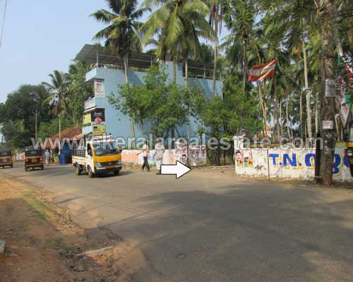Trivandrum Kovalam Harbour Road Residential house plot for sale