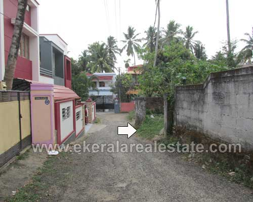 Trivandrum Pappanamcode House land Plot at Kaimanam Kerala real estate Properties