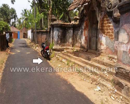 Properties in Edava near Varkala Trivandrum Bus route frontage land For sale