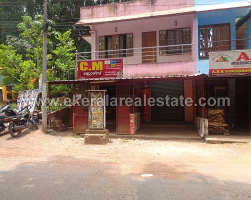 Properties in Aruvikkara Trivandrum House with shop For sale