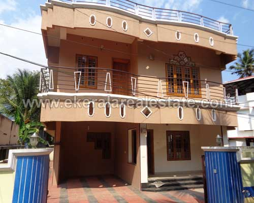3 BHK Used House for sale at Thirumala Real estate Properties Trivandrum Kerala
