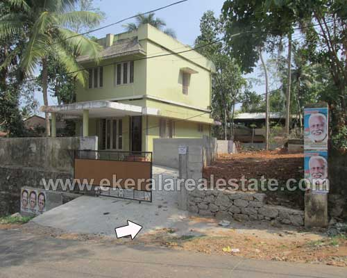 Trivandrum Peroorkada Kudappanakunnu House plot for sale kerala real estate